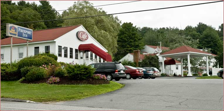 Best Western Freeport Inn Café, Yarmouth Maine
