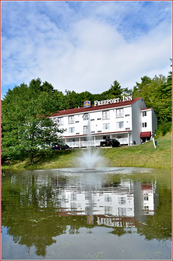 Best Western Freeport Inn, Freeport Maine